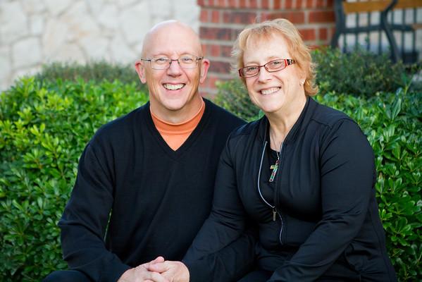 Jim & Debby - November 2012