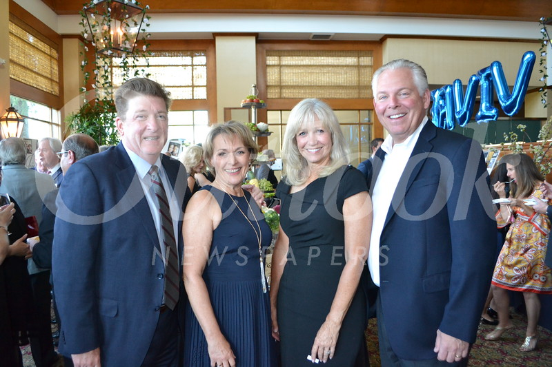 Dave and Katy Gallagher with Noli and Bill Caswell.JPG