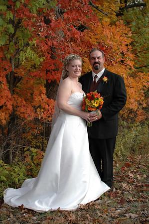Kristi & Joe -- October 28, 2006