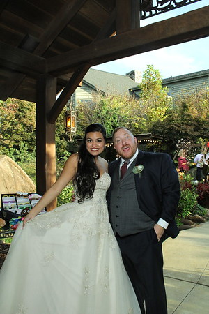 Marienel and Travis' Wedding   10.20.18