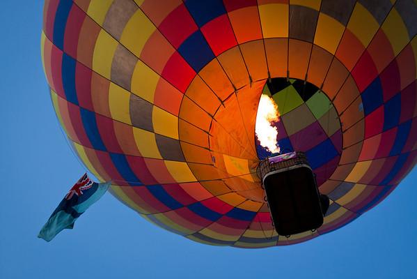 Hot Air Balloon Festival 2011
