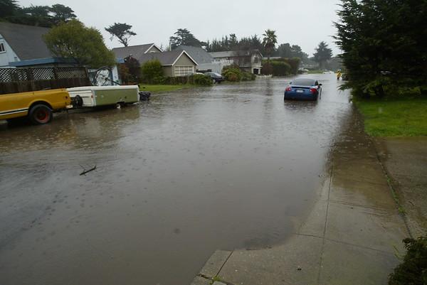 Rains:Floods:Friday