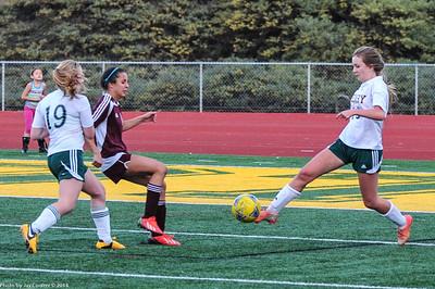 PHHS JV Girls vs Scripps Ranch 2-20-2014