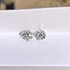 1.75ctw Old European Cut Diamond Pair, GIA J VS1/J VS1 5