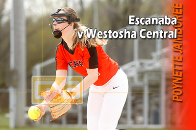 Poy Jam - Escanaba vs Westosha Central SB19