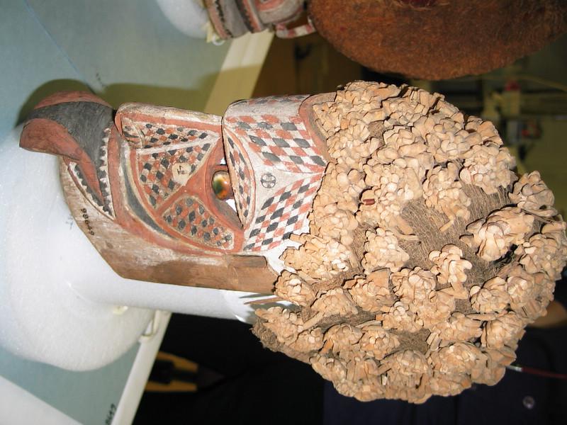 Tatanua Dance Mask