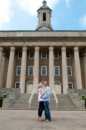 Heather & Brad - Engagement Portraits