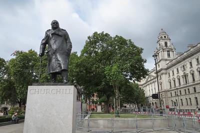 Westminster, Trafalgar Square