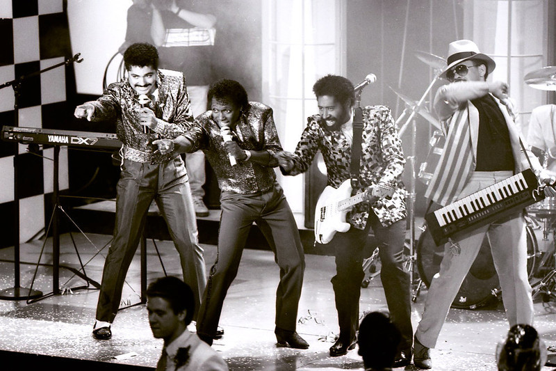 . NYRE 1987 Commodores