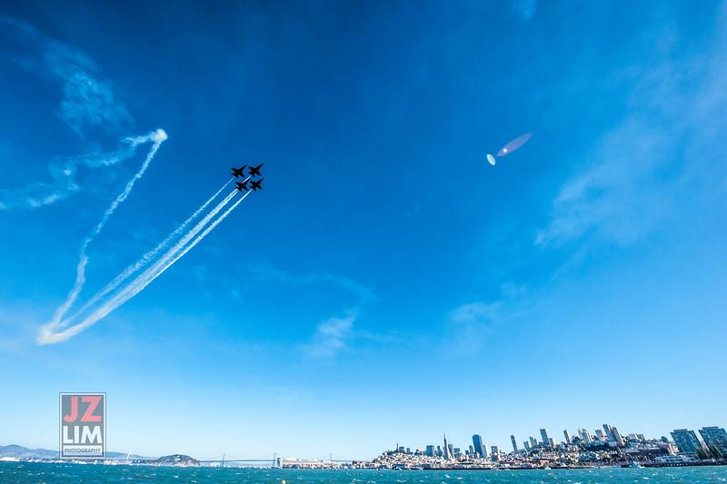 Fleet Week SF 2015