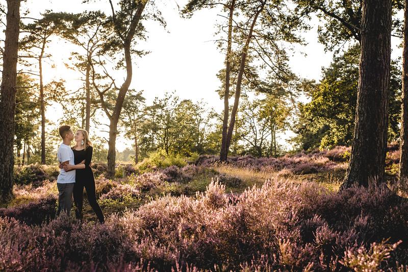 HR - Loveshoot Fotosessie Soesterduinen - Esther+Igor - Karina Fotografie-3.jpg