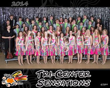 Tri-Center Sensations