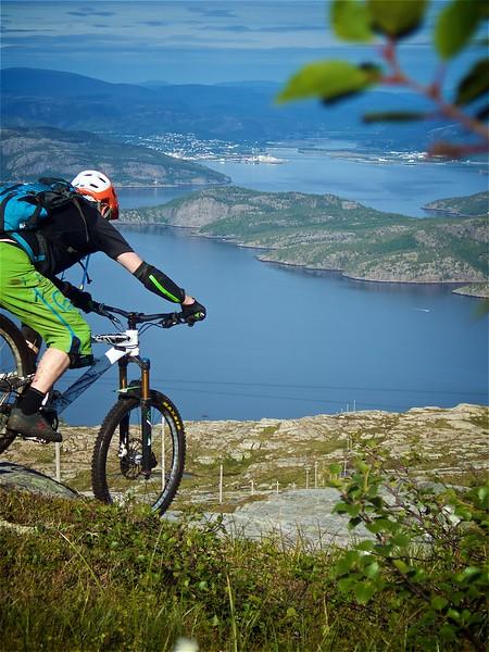 Biking Central Norway