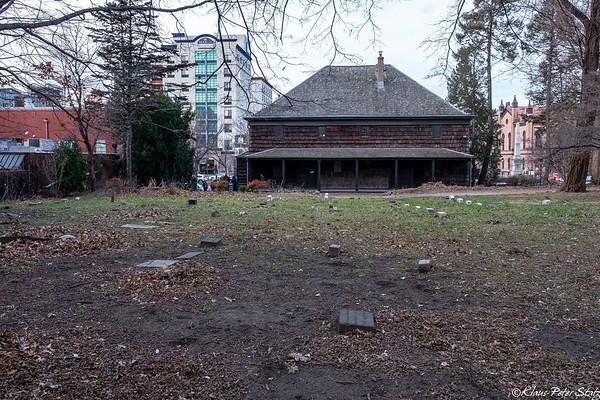 Friends House (Quaker) Cemetery Queens 2019