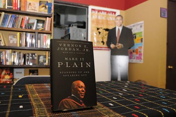 Black Women Lawyers and Eso Won Bookstore Present Vernon Jordan Signing His New Book Make It Plain