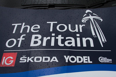 Tour of Britain 2013 TT Knowsley