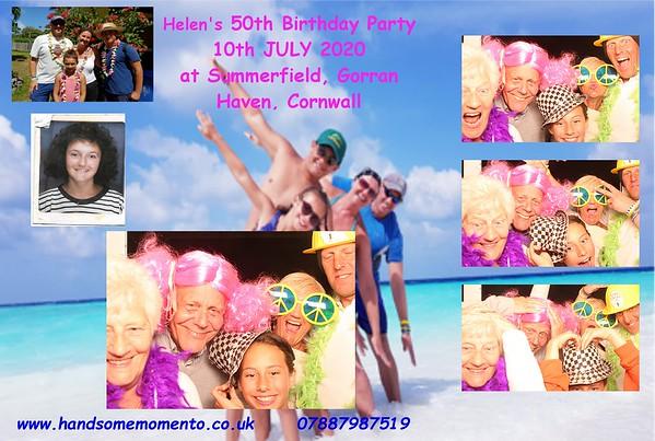 Helen's 50th Birthday Party 10-07-2020