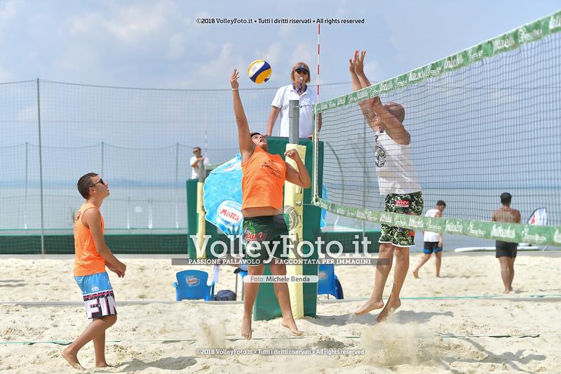 """5ª Edizione Memorial """"Claudio Giri"""" presso Zocco Beach San Feliciano PG IT, 25 agosto 2018 - Foto di Michele Benda per VolleyFoto [Riferimento file: 2018-08-25/ND5_9083]"""