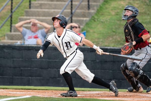 NDHS Baseball vs South Rowan Conference Tournament 2021