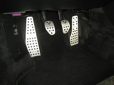 2012-07-14 - New Pedal Set