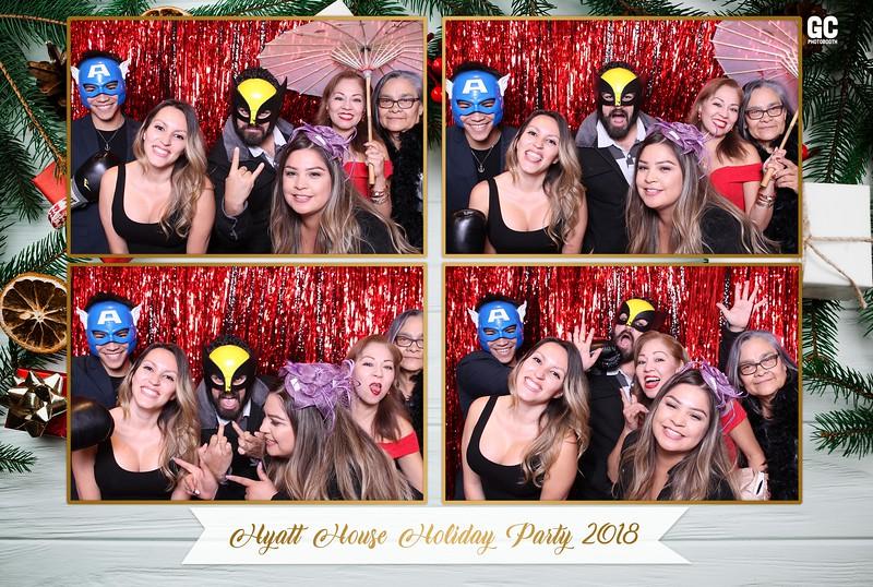 12-13-2018 Hyatt House Holiday Party