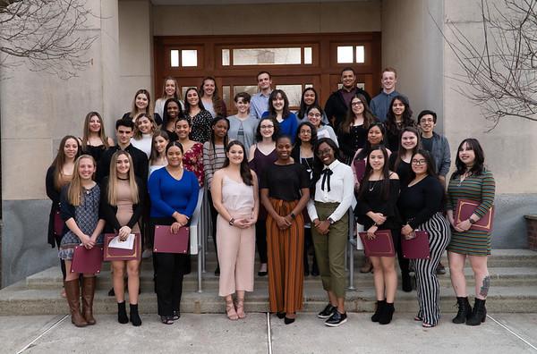 2019 Freshman Honor Society Induction Alpha Lambda Delta 2019