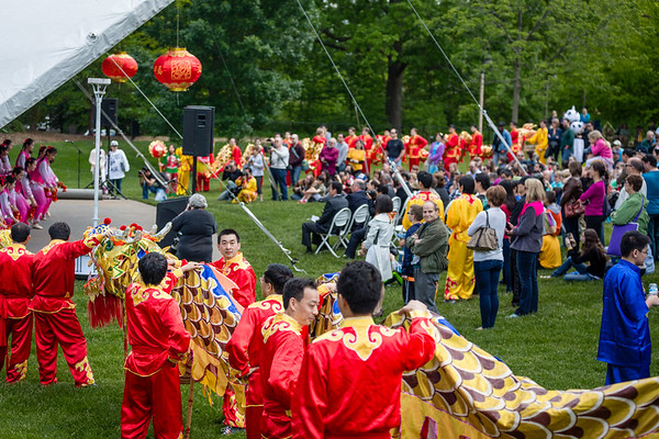 2014 Chinese Culture Days Missouri Botanical Garden St. Louis Photos