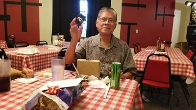 2018-09-04 Gramps Jun's Birthday