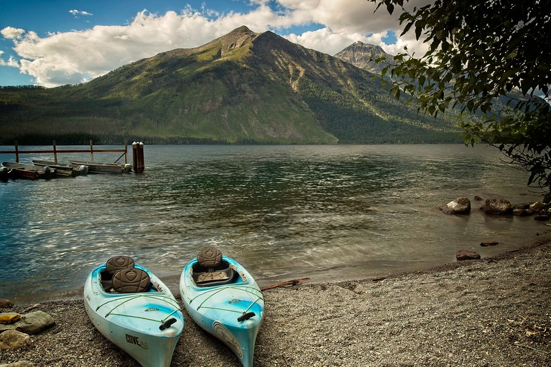 Lake McDonald Kayaks