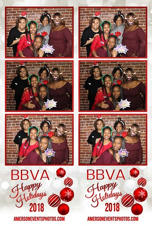 BBVA Holiday Party 2018