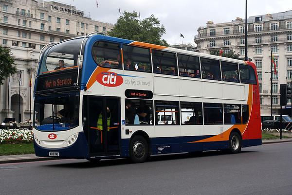 2012 Olympic Bus Photos