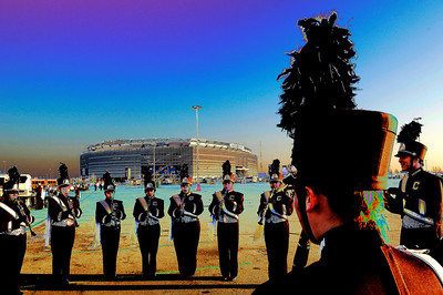2012 UCMB AT METLIFE STADIUM, NOVEMBER 11