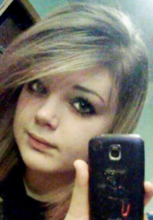 . Anna Hurd, 16, of North St. Paul was found stabbed to death by her then-boyfriend, Anthony Joseph Mitchell Jr., 17, in a Maplewood park on Saturday, Feb. 23, 2013. (Photo courtesy KARE-11)