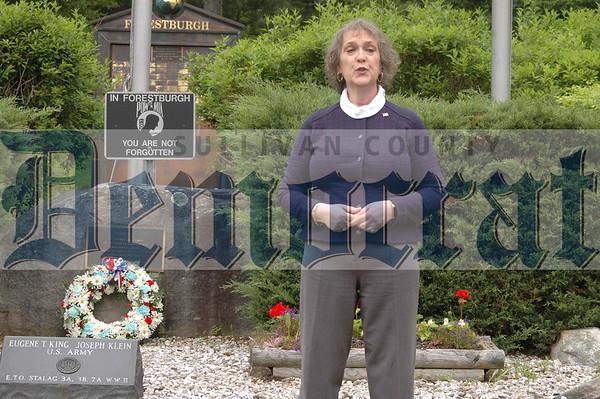 Forestburgh Memorial Day Ceremony