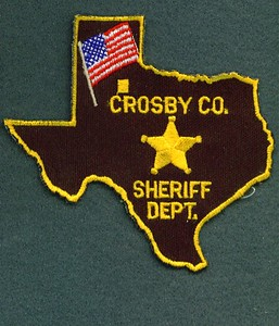 Crosby Sheriff