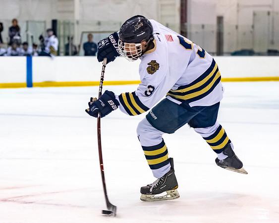 NAVY Hockey vs George Mason University (02/08/2019)