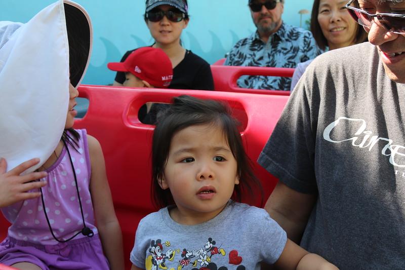 Disneyland with Lisa