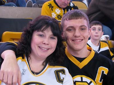Bruins v Buffalo for Jodi's 40th - Dec 21, 2014