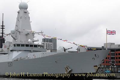 HMS Duncan - June 25, 2016