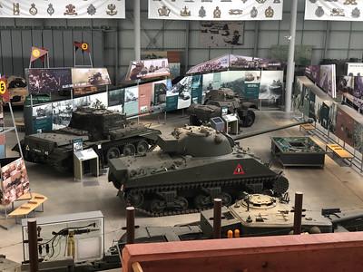 Tank Museum at Bovington