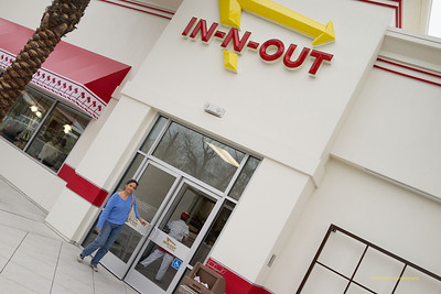 In Out Burgers Opens in Austin Texas