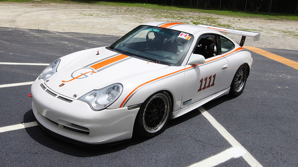 SOLD: '04 996 GT3 Cup