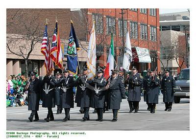 2008 Cleveland Saint Patrick's Day Parade