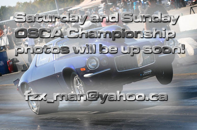 OSCA Championship Saturday Sept 28