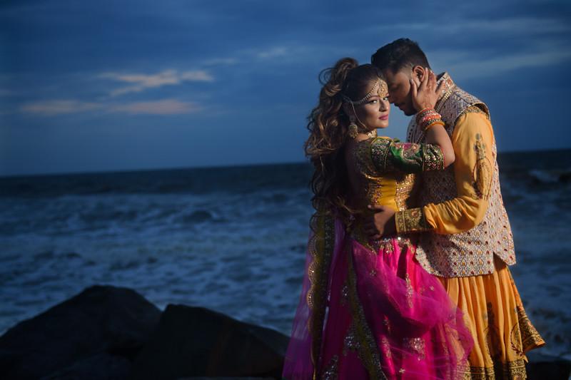 Dolly and Pratik Wedding - Day 1