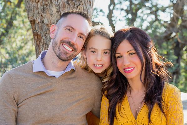 Martin Family Photos 2018