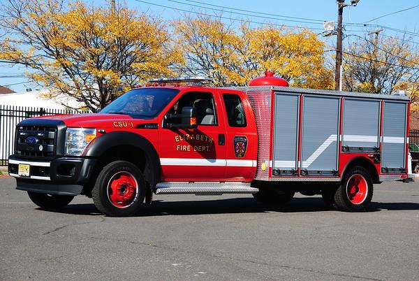 Elizabeth Fire Department