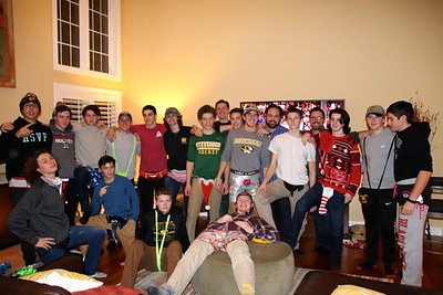 Varsity Holiday Party December 2016