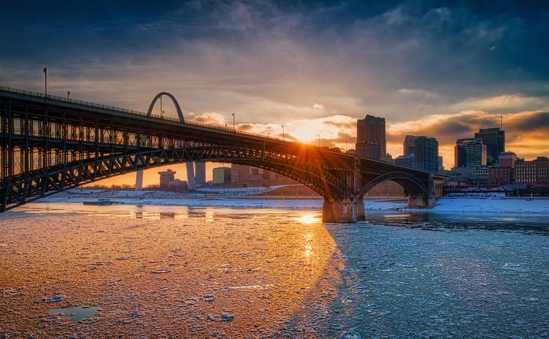 Eads Bridge at Sunset Winter 2021.jpg