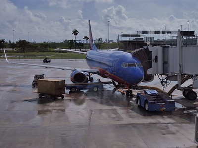 Ft Lauderdale Airport - Returning Home